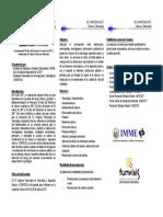 Triptico2017 congreso sismologia