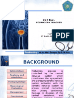 Neurogenic Bladder New