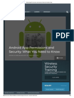Android App Permissions and Security_ What You Need to Know