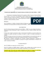 Proposta CISSP IFBA- Atualizada