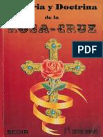 Historia y Doctrina de La Rosa-Cruz (Paul Sédir)