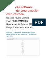 Diagramas de Flujo en Dfd