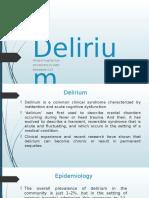 Jurnal Reading Delirium - Nindya