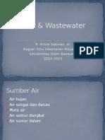Water & Wastewater Management