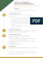 THHP CareerTips CV
