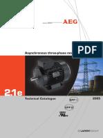 AEG Motori Trifase Uk