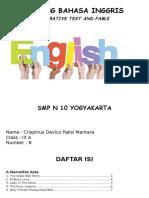 Kliping Bahasa Inggris
