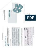 Warfarin Patient Information A5 Leaflet
