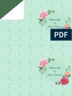 Invitatie nunta A4print