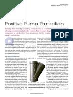 Positive Pump Protection