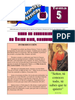 Tema 5. CREO EN JESUCRISTO, SU ÚNICO HIJO, NUESTRO SEÑOR.pdf