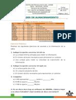 8. Taller de Conversion - Unidades de Almacenamiento