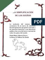 La Simplificación de Los Sueños PDF