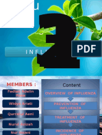 Presentation Uin Alauddin Influenza