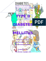 Case Study about Type II Diabetes Mellitus
