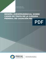 Reseña de La CNCP Sobre Trata de Personas