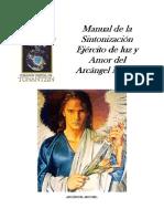 Manual Sintonizacion Ejercito Luz y Amor Aa Miguel - Corazon Cristal de Tonantzin