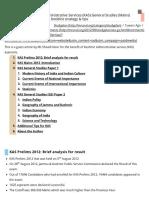 [Studyplan] Kashmir Administrative Services (KAS) General Studies (Mains) Exam by JKPSC Topicwise Booklist Strategy & Tips - Mrunal