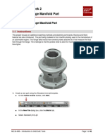 Week 2 - Project 2 - Flange Manifold Part.pdf