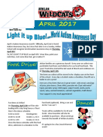 Arklan Newsletter for April 2017
