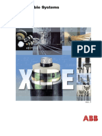 XLPE Cable Systems Users Guide - ABB