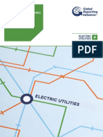 GRI G4 Electric Utilities Sector Disclosures