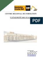 Catalogue Formation Client
