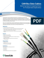 GC Prestolite Wire CAN Bus Data Cable SS