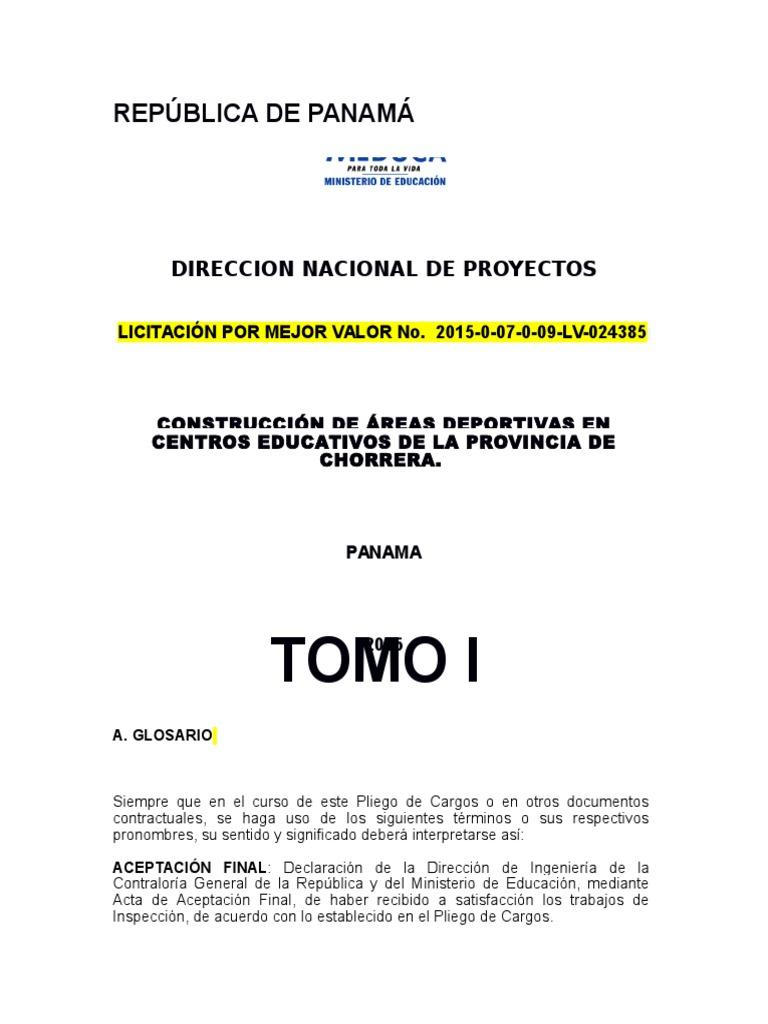 14122015-Pliego Areas Deportivas Panama Oeste (1)
