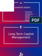 BF_Group No 10_LTCM & Barring Bank