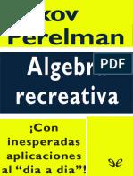Perelman, Yacov - Algebra Recreativa [35357] (r1.0)