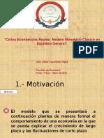 Modelo Monetario Clasico