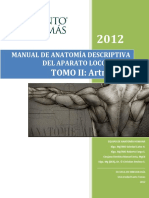 Manual Anatomia Descriptiva Tomo II v1