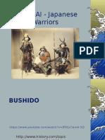 samurai notes