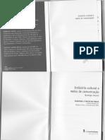 DUARTE, Rodrigo - Industria Cultural e Meios de Comunicacao
