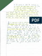 Diary Entry 1987