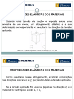 Unidade 3 Prop Elc3a1sticas Dos Mat Deformac3a7c3a3o Plc3a1stica Propriedades de Trac3a7c3a3o