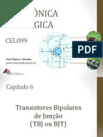 Transistores-Bipolares-de-Junção-TBJ