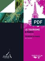 Le Tourisme a Paris Chiffres Cles 2010