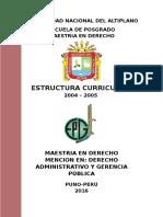 Estructura Administrativo y Gerencia Publica Ok Para Presentar NUEVO FORMATO Derecho Final