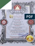Illuminati Eternal Oath