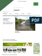 Cachoeira roda d¨água Mutuipe Ba