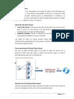 Informe de Oracle DataGuard, GoldenKey, Orion