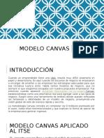 Modelo Canvas Caso ITSE