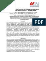 Estudo Comparativo Das Deformações de Lajes Nervuradas Bidirecional e Tridirecional