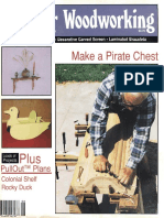 Popular Woodworking - 050 -1989