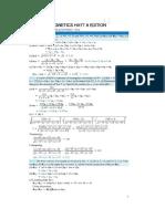 Resolução 1-5 Eletromagnetismo