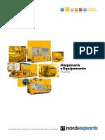 Nordimpianti - Equipamentos Produção Pré-Moldados