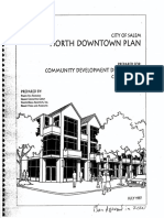 City of Salem North Downtown Plan