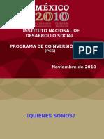 Presentación INDESOL 2010.ppt